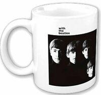 Taza The Beatles WITH THE BEATLES Mug Regalo Cocina 325 ml 11 oz