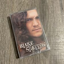 SEALED The Dreamer by Blake Shelton Cassette 2003 The Baby Playboys Southwestern