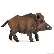 W9) PAPO 53011 Keiler Wildschwein sow Cerda Safari Hochgebirge Tierfiguren