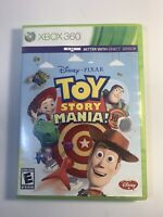 Toy Story Mania Xbox 360 - Disc + Case - Scratched - Tested