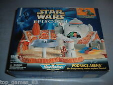 STAR WARS EPISODE I VINTAGE MICRO MACHINES (c)1999 HASBRO - PODRACE ARENA