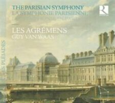 THE PARISIAN SYMPHONY NEW CD