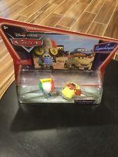 Disney Pixar Cars Movie Moments Guido & Luigi Diecast