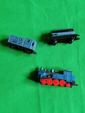 Soma 1989 Micro Train & 2 X Carriages Vintage Toys Collectable