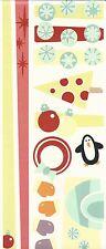 Creative Memories JUMBO GREAT LENGTH STICKER - CABANA - WINTER
