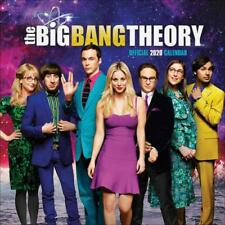 The Big Bang Theory Kalender 2020 Offizieller Merchandise