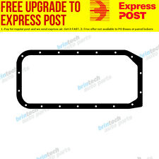1986-1989 For Toyota 4 Runner YN63 4Y 4Y-E Oil Pan Sump Gasket J