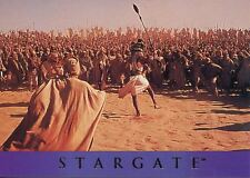 Stargate The Movie Adventure Card Chase Card AS-11
