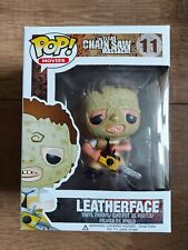 FUNKO POP LEATHERFACE TEXAS CHAINSAW MASSACRE HORROR FIGURE