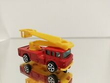 Corgi Juniors Whizzwheels Simon Snorkel Fire Engine Truck in the coler Red