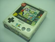 NINTENDO GAME BOY Color System Pokemon Gold and Silver Limited Edition