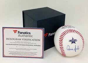 AARON JUDGE Autographed Yankees 2021 All Star Official MLB Baseball FANATICS