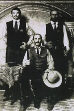LONESOME DOVE ROBERT DUVALL TOMMY LEE JONES TEXAS RANGERS PHOTO POSTER REPRINT