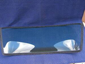 Mercedes Heckflosse W 110 111 112 SEDAN Rear Windshield, TINTED, EXCELLENT