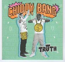 (EA169) Chiddy Bang, Truth - 2010 DJ CD