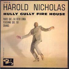 HAROLD NICHOLAS French Sixties POP CORN Barclay 70.511 Hully Gully Fire House