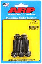 ARP 5/16-24 x 1.250 12pt black oxide bolts, Part No : 741-1250