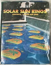 Solar Sun Ring Swimming Pool Heater Cover Blanket SSRA-100 NEW