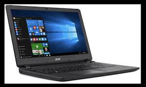 ACER ASPIRE  ES1-533,intel cpu N4200,8GB RAM,240GB SSD,HDMI,WINDOWS 10