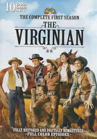 THE VIRGINIAN (THE COMPLETE FIRST SEASON) (BOXSET) (DVD)