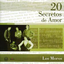 Los Moros - 20 Secretos de Amor [New CD]