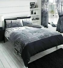 Luxurious  NYC New York City Night Duvet/ Quilt Cover Bedding Sets All Size