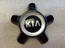 (1) KIA BLACK WHEEL CENTER CAP HUB CAP 52960-3T000 OEM #13A