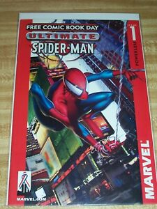 Ultimate Spider-Man #1! (2002) Free Comic Book Day Edition! NM!