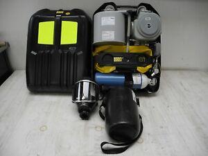 Dräger BG4 Atemschutzgerät Kreislaufatmer Kreislauf-Atemschutzgerät