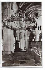 Buckfast Abbey, Devon - The Corona Vintage RP Real Photo Postcard   574A