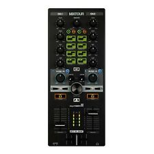 Reloop MIXTOUR  Controller per DJAY 2 - Compatibile con PC, Mac. Ios e Android