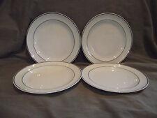 Set of 4 Georges Boyer Marine Salad Plates