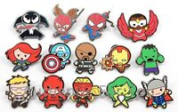 NEW Disney Marvel KAWAII Art Collection Pin Pack 14 Trading Pins - YOU PICK PIN!