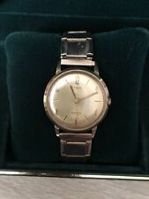 old Vintage Antique timex Watch Preowned Need Battery
