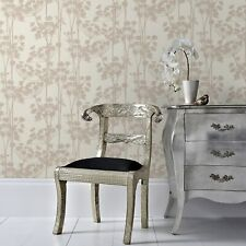 Graham & Brown Angelica Floral Metallic effect Wallpaper DECORATING LOVELY NEW