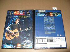 Bryan Adams  MTV Unplugged  (DVD) (1998) NEW & SEALED