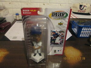 MLB Texas Rangers #3 Alex Rodriguez Circa 2002 Play Makers Upper Deck Bobblehead