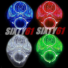 Suzuki GSX650F 2008-2010 CCFL Demon Halo Angel Eyes rings lights GSX 650F