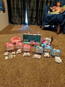 Barbie Doctor and hospital nursery