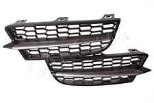 Genuine BMW F20 F21 Front Bumper M Grille Pair 51118053803 51118053804 OEM