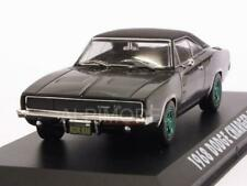 Dodge Charger R/T 1968 Bullitt - Steve McQueen 1:43 GREENLIGHT 86432