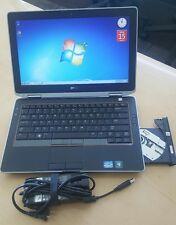 DELL Latitude E6320 Core i7 2640M 2.80GHz 6GB RAM 250GB KEYBOARD BACKLIT WEBCAM
