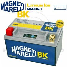 BATTERIA MAGNETI MARELLI A LITIO LIFE PO4 12V ION-7 YTX7A-BS CBTX7A-BS MOTO