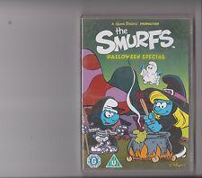THE SMURFS HALLOWEEN SPECIAL DVD KIDS 6 EPISODES