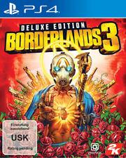 FSK18- Borderlands 3  PS-4  Deluxe - Take2  - (SONY® PS4 / Action)  (24 Nov 2019