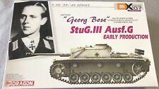 Dragon StuG.III Ausf.G Early Production Georg Bose 1/35 Sealed Inside Bonus Part