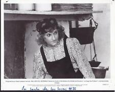 Michel Serrault close up La cage aux folles II 1980 original movie photo 26057