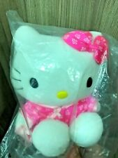 """McDonald Happy Meal Hello Kitty Chinese Costume in pink 6"""" unopened new"""