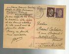 1944 Germany Lager 31 Hotel Reimann POW Camp Cover Prisoner of War to France