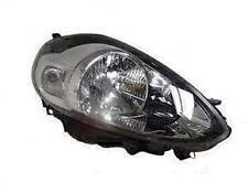 Fiat Punto Headlight Unit Driver's Side Headlamp Unit 2012-2014